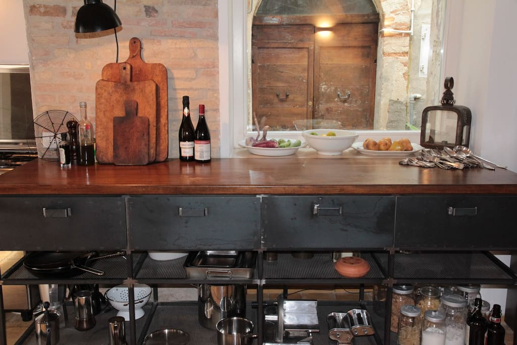 Workbench kitchen