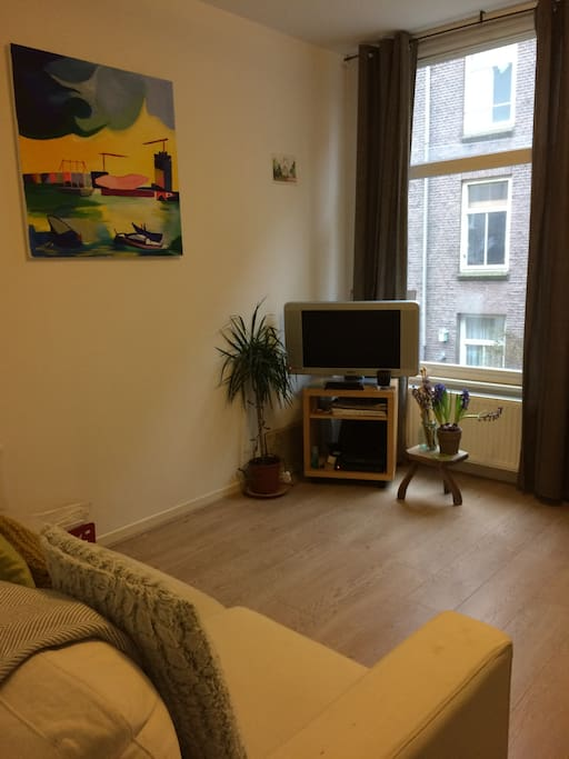 Cosy apartment in charming jordaan appartements louer for Low cost apartments amsterdam