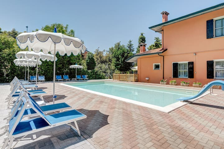 Farmhouse I Portici - Ruby Apartment - Savignano sul Rubicone