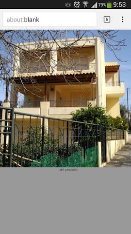 Villa Harry - Armenoi - Hus