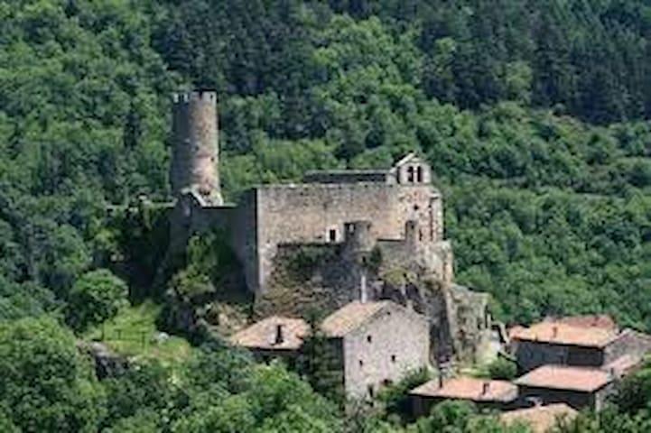 maison dans site classé monuments historiques