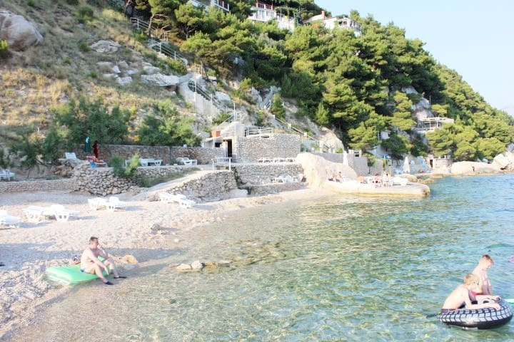 Adriatic sea view apartmentA4 SPLIT,OMIŠ,MARUŠIĆI