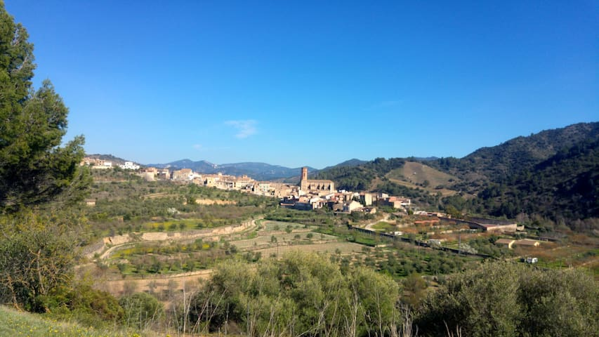 The Priorat's Heart - Poboleda - Hus
