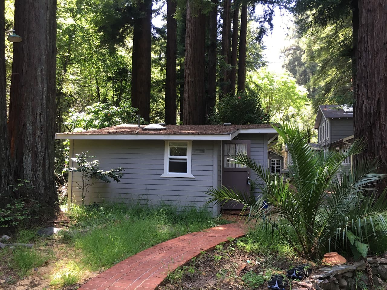 Private cottage. 5min drive to restaurants and grocery store