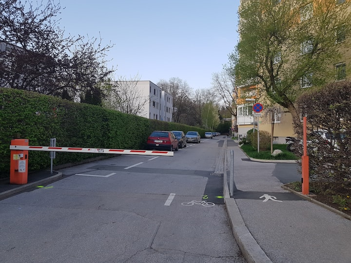 Urbane 3-Zimmerwohnung in bester Lage von Graz