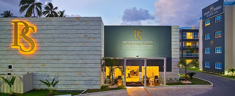 Presidential Suites, Cortecito Beach - 2 bedroom