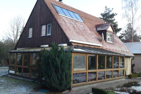 Freistehendes Einfamilienhaus - Röttenbach - บ้าน