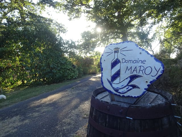 www.Domaine-MAROY.com