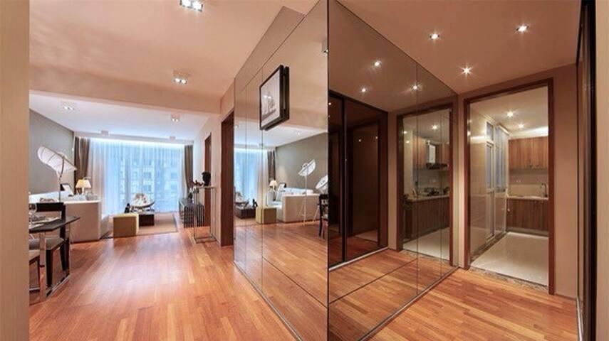 永兴花园公寓 - 抚顺市 - Apartamento
