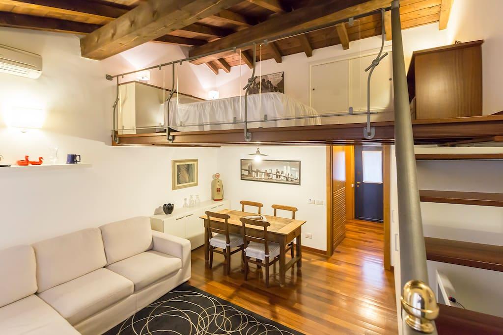 Apartment Milano center with BOX - 밀라노(Milan)의 아파트에서 살아보기 ...