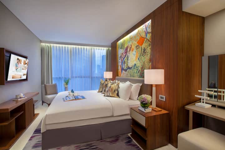 Spacious 1 Bedroom Apartment - Flexi Rate
