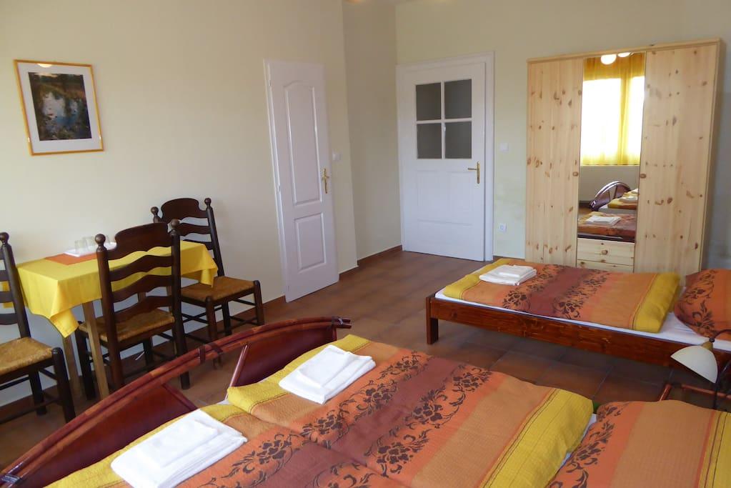 Belső szoba