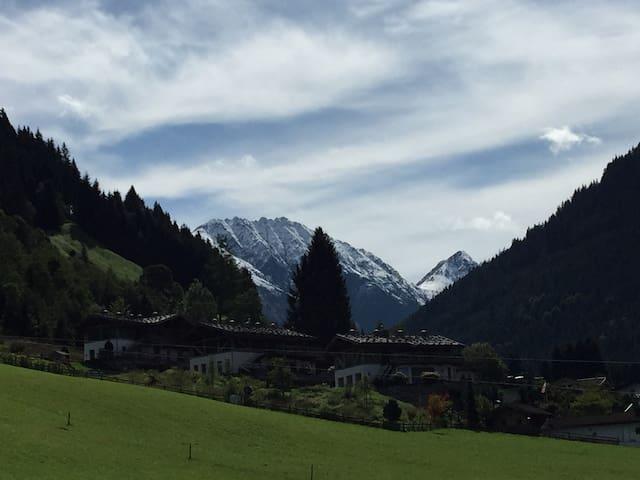 Chalet-Apartment Kitzbühel / Kirchberg (Penthouse)