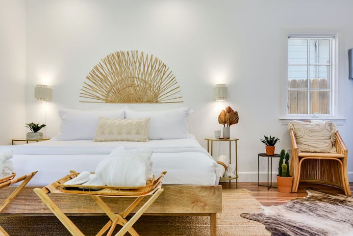 Bright and Airy Rosedale Studio