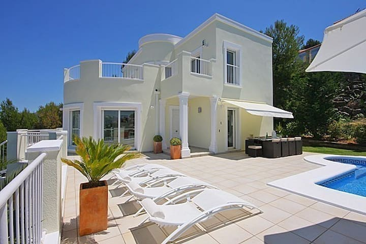 Magnificent Villa Near Denia - Muntanya de la Sella - Casa