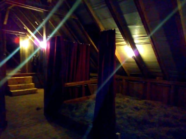 Romantisches Heuhotel - Remscheid - Dormitório