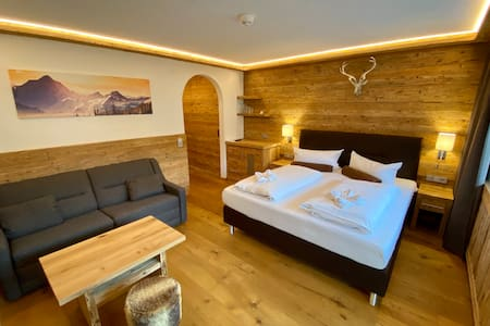 Deluxe Chalet Style Double Room 32m² near skilifts