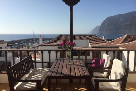 2Bedroom Apartament with Great Sea View - Santiago del Teide