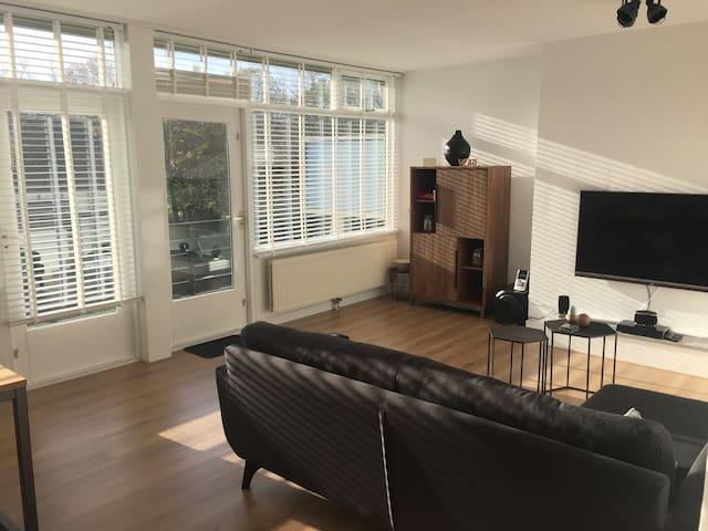 Modern luxe appartement in Alkmaar