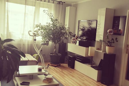 Lovely, sunny apartment at the center near Prater - Lakás