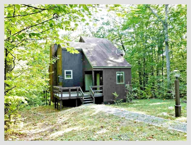 White Mountains vacation home, Fun year round