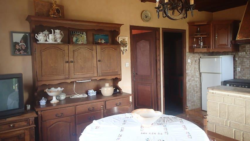 Appartement à la campagne proche Montpellier