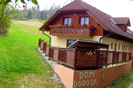 Apartman Dom Dorota - Liptovský Trnovec