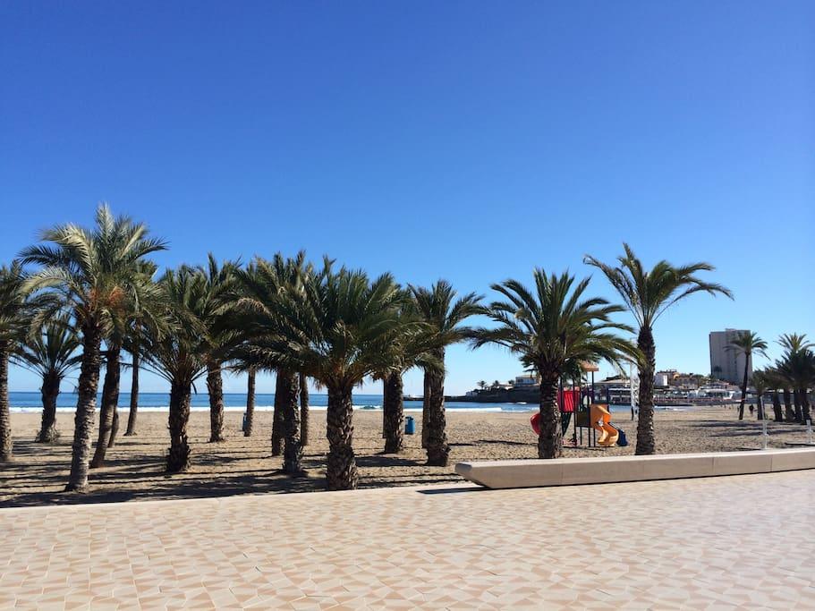 Javea, bluflag sandy beaches