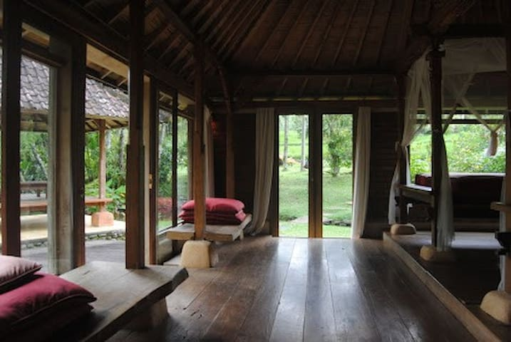 Loka Cita Echo Lodge - Tabanan - Bed & Breakfast