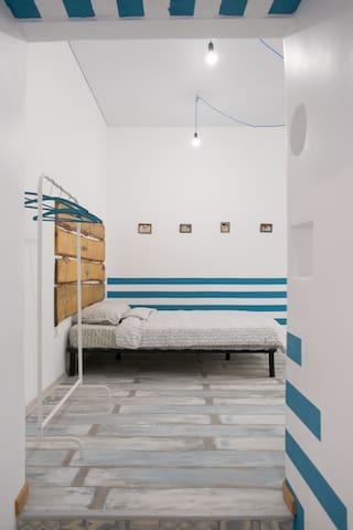 บริเวณห้องนอน