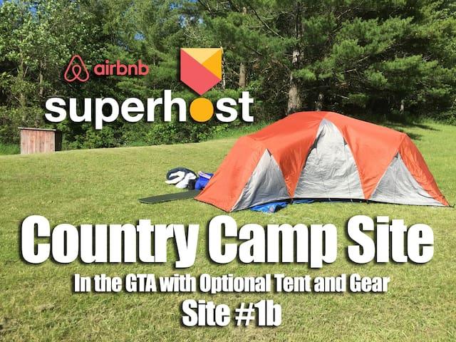 Fantastic Camping Near GTA - 1b