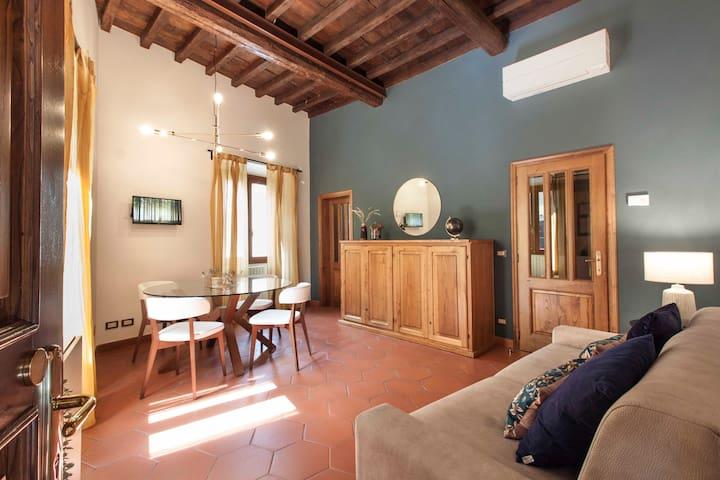 Grano Deluxe apartment - Uffizi, Florence