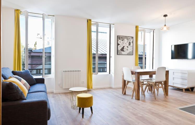 Superb 50m² one-bedroom apartment near Bastille