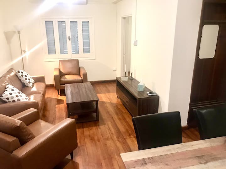 Close to the center of  Nicosia (Lycavitos) 2-BDR.