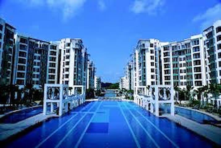 King Size en-suite Room at Caribbean Apartments - 新加坡 - 公寓