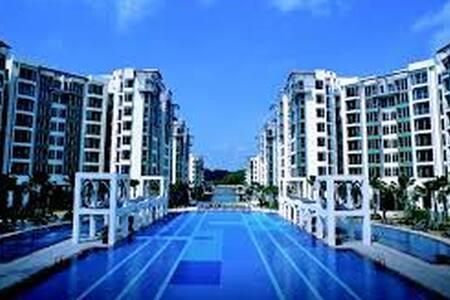 King Size en-suite Room at Caribbean Apartments - Singapur - Wohnung