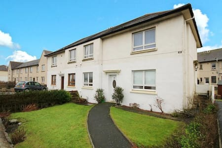 Troon Harbourside Apartment - Troon - 公寓