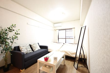 T1:3min walk from Tennoji station - Ōsaka-shi - Apartament