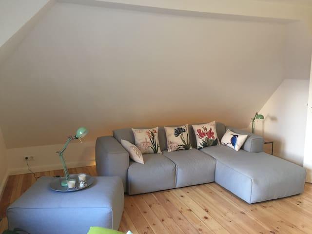 Bright spacious apartment near Berlin & Potsdam