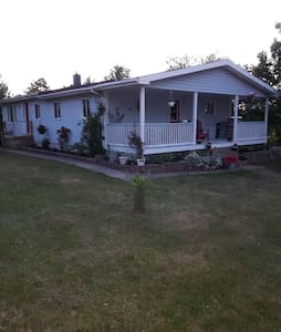 Gaspereau valley country home