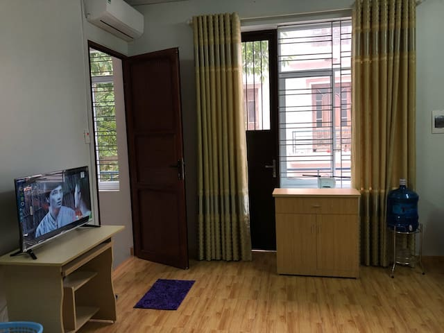 served apartment for rent on Van Cao str, HP