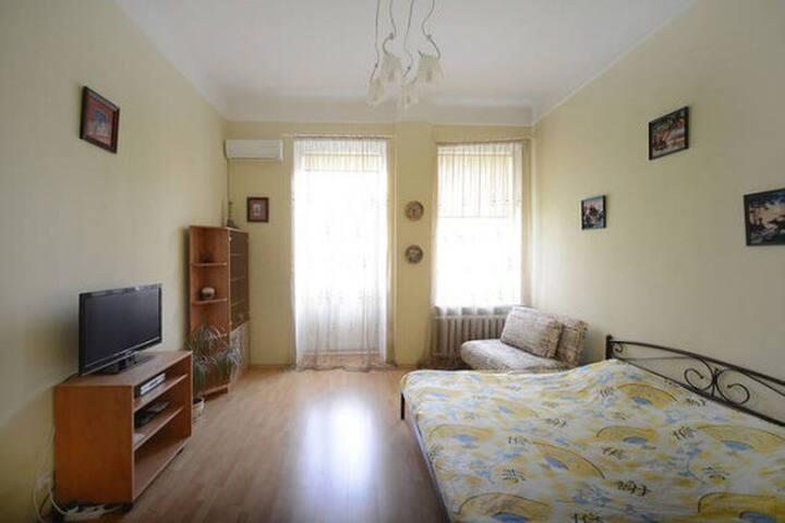 Большая квартира в Царском Доме Рядом Крещатик