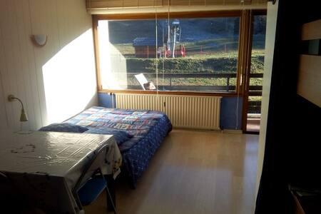 Appartement ensoleillé, face pistes - Aillon-le-Jeune
