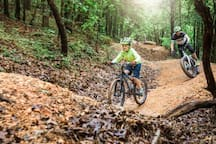 Coler Creek Preserve and Slaughter Pen Mountain Bike Park are both within 2 miles of our neighborhood with easy access!