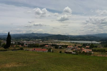 Habitación en vereda Llano Grande - Paipa - Бунгало