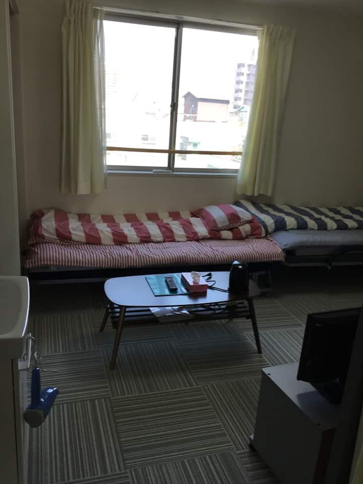 スペランツァ406号室 広くてきれいなお部屋です!