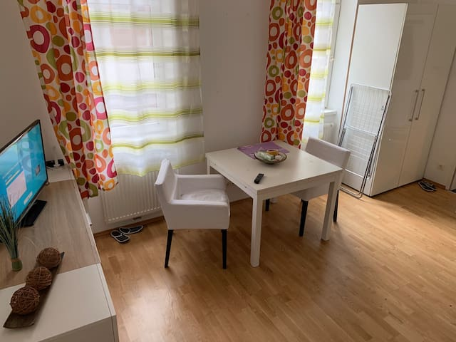 cosy single apartment Vienna (near Hauptbahnhof)