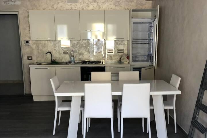 Nuovo appartamento sul mare di Bagnara
