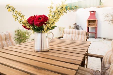 Charming Studio with great backyard - Lisboa - Pis