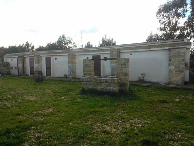Mini appartamento in masseria - Nociglia - Villa